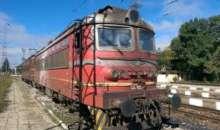 Авария спря влака Бургас-София, десетки пътници са блокирани